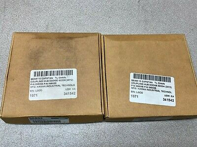 Lot Of 2 New In Box Dodge 099055 Chain Coupling 6020H
