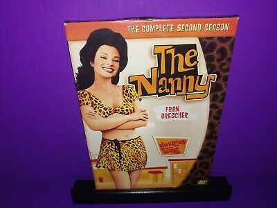 The Nanny - The Complete Second Season (DVD, 2006, 3-Disc Set) B481