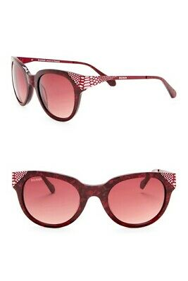 NEW  Balmain 57mm Metal Geo Sunglasses $425