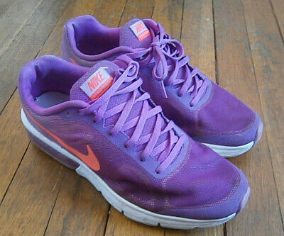 Nike Air Max Sequent GS Running Kids Youth Shoes Vivid Purple 724984-501 Sz 6.5Y
