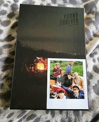 BTS Young Forever album Night Version with Group