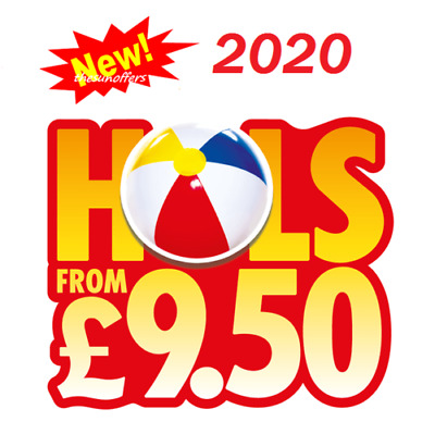The Sun Holidays Booking Codes £9.50 2020 ALL 10 Token Code Words Fast Response.