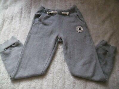 Converse All Star Casual Light Grey Jogging Trousers Age 6-7 Years Must L@@K!!
