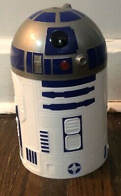 Star Wars The Rise Of Skywalker Opening Night  R2D2 Beverage cup