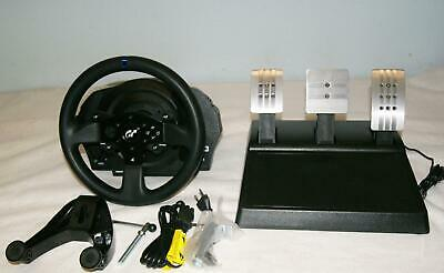 Thrustmaster 4160681 T300 RS GT Edition Lenkrad inkl. 3-Pedal  PS4/PS3/ PC A1A