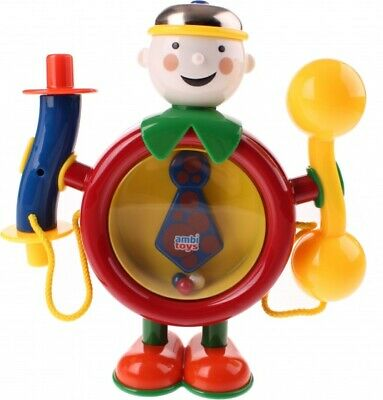 One Man Band 21 cm rood