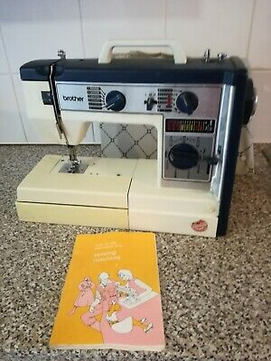 Vintage Brother sewing machine. No Reserve!.