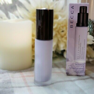 BECCA First Light Priming Filter 1 oz Full Size New! AUTHENTIC Primer