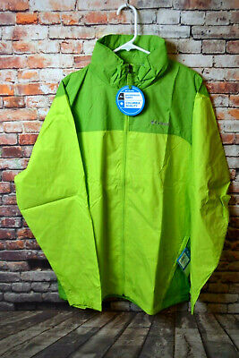 Columbia Glennaker Lake Rain Jacket - Mens Sz LT - NWT