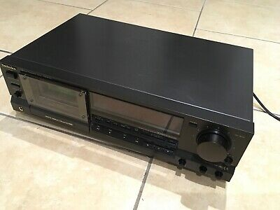 Technics RS-B755 Cassette deck, with Source/Tape Monitoring & Variable Bias