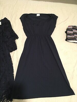 maternity / Breastfeeding clothes bundle Size m 5 Items Mamalicious And H&M