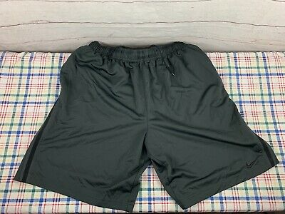 "CHAMPION Basketball Gym Athletic Adult Long Poly-Mesh 9/"" Inseam Mens Shorts"