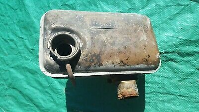 1961-63 Lincoln Radiator Expansion Recovery Surge Tank /& Cap NEW in Brass