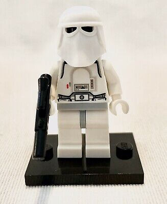 Lego Figur Star Wars IMPERIAL SNOW TROOPER Sammelfigur 4483 7879 8084 8129 10178