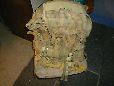 DPCU AUSCAM Backpack Original good condition