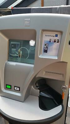 Talaris / Glory QuickChange Coin Counting & Sorting Kiosk
