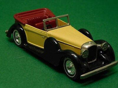 Y-11 Lagonda Drophead Coupe 1938 Matchbox models of yesteryear MOY Made England