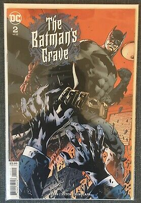 The Batman's Grave #2 NM Bagged And Boarded