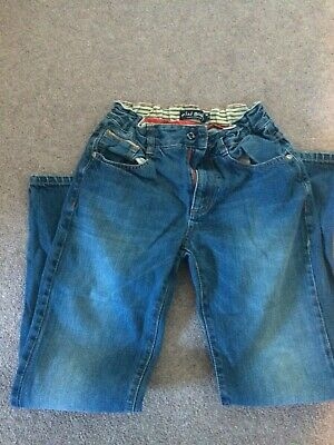 Mini Boden Boys Jeans Vintage Denim finish Age 12 years