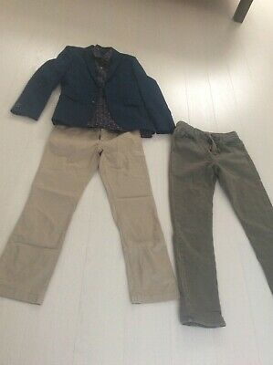 Bundle of clothes, boy 10-12 yr, smart casual, Gap, Zara, Next, hardly worn.