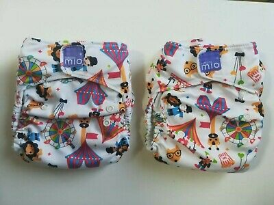 Bambino Mio PreFold Pre folds washable Cloth Nappies boosters Reduced