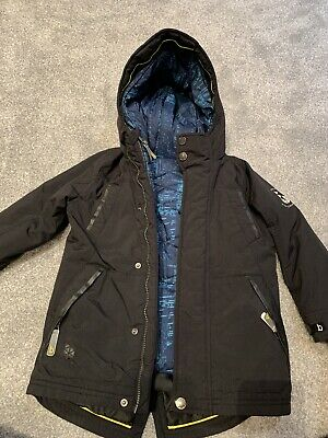 Ted Baker Boys Coat Age 7-8 (2 In 1 With Detachable Gillet)