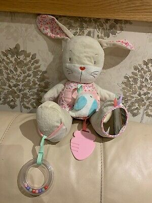 Mothercare My Little Garden Large Bunny Rabbit Activity Toy