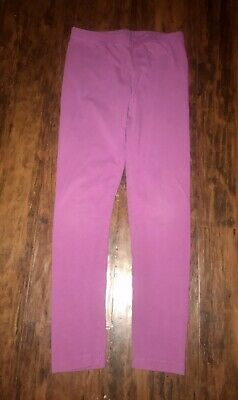 Circo Youth Girls Fuscia Elastic Waist Leggings Pants Size L (10/12)