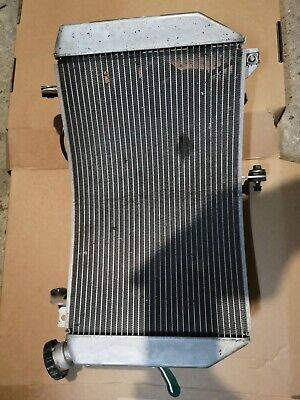 Yamaha MT10 cooling Radiator