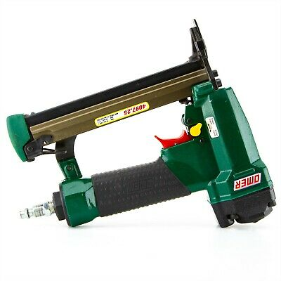 "OMER Pneumatic Stapler No. 4097.25 10mm- 25mm (3/8"" - 1"") 105 PSI"