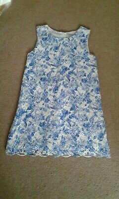 BNWT Girls  Mayoral 60's style dress age 10 years