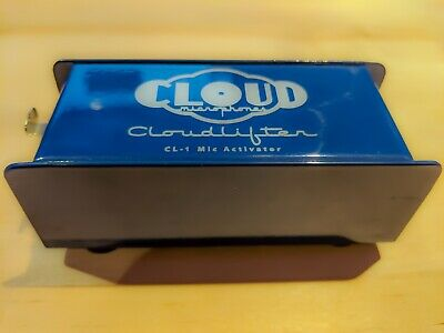 Cloud Microphones CL-1 Cloudlifter 1-Channel Mic Activator Gently Used