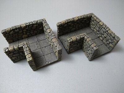 New Miniature Unpainted Resin Large Dungeon Archway Ainsty Dwarven Forge D/&D