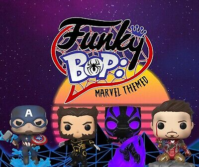 Funko Pop! Mystery Box: Marvel Themed + Chase + Grails + Vaults + More!