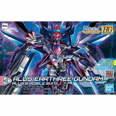 BANDAI HGBD Gundam Build Divers Re:RISE Euraven Gundam 1//144 Japan import NEW