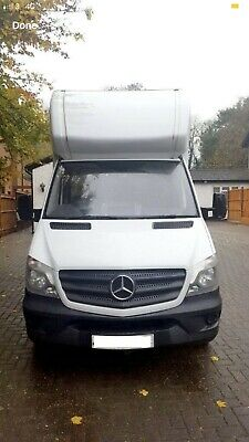 Man and van courier services/Collection and Delivery