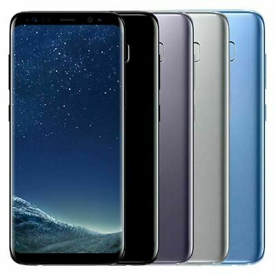 Samsung Galaxy S8 SM-G950 64GB Unlocked Smartphone all Colours Grades UK