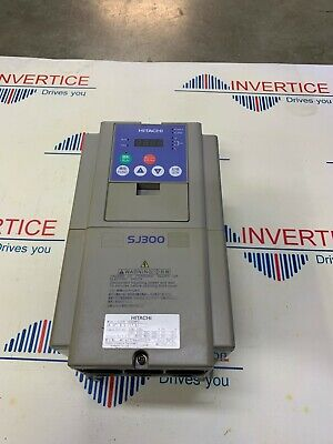 Hitachi SJ300-055HFE   5.5kW frequency drive