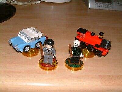 Harry Potter Lego Dimensions Team Pack Xbox One 360 Ps3 Ps4 Wii U