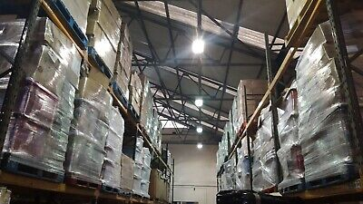 Wholesale Pallet Job Lot Mixed Clearance Pallets - Brand New Stock - £0000 Worth