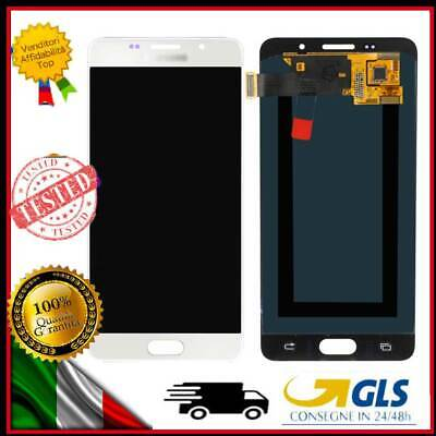 Display Per Samsung Galaxy A5 2016 A510 SM-A510F Originale OLED LCD Touch Screen