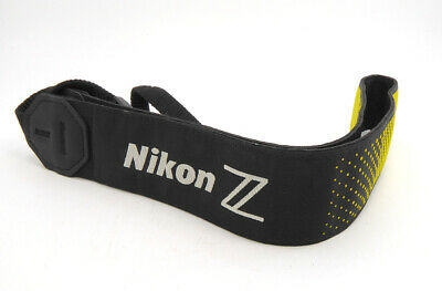 Genuine Nikon Z Camera Neck Strap Excellent