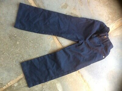 Boys trousers, aged 6 years by Next with adjustable elasticated waist