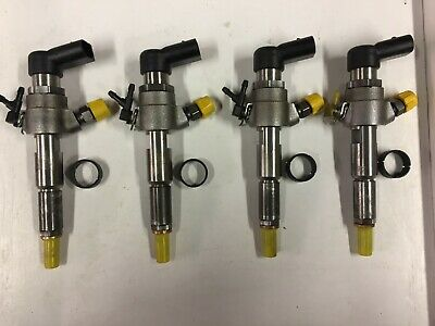 FORD FIESTA / ford fusion mazda 2 1.4 TDCI 68hp  DIESEL FUEL INJECTOR 9645988580