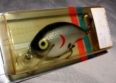 OLD REBEL WEE-R;HARD to FIND GIZZARD SHAD,F9329 Square Bill Shallow Lure:NOS