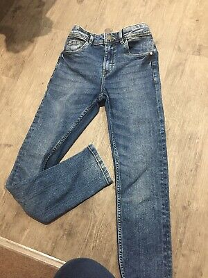 Boys Jeans Skinny Fit Long Size 11(3 Pairs)