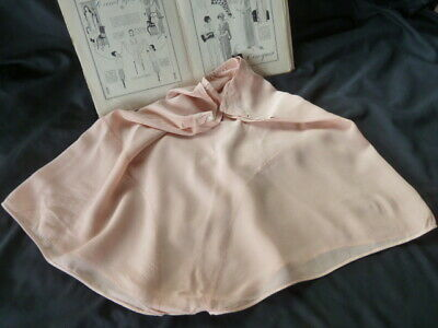True Vintage 1920'S Silk French Cami Knickers Culottes Lingerie