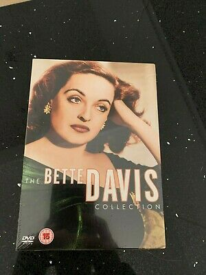 NEW THE BETTE DAVIS MOVIE COLLECTION DVD 3 films ALL ABOUT EVE VIRGIN QUEEN