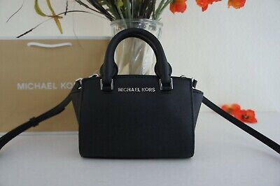 NWT MICHAEL KORS Giftables Ciara Extra Small Mini Crossbody