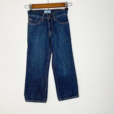 Baby Gap Toddler Boys Original Fit Straight Leg Jeans Sz 5yrs